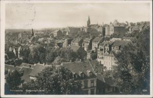 Ansichtskarte Pirmasens Panorama Gesamtansicht 1930
