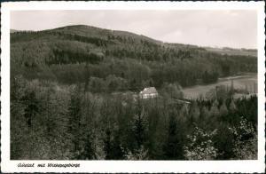 Ansichtskarte Rödinghausen Gasthaus Neue Mühle, Inh. Ernst Kuhlmann 1961