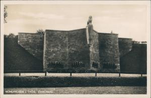 Ansichtskarte Mühlhausen (Thüringen) Ehrenmal 1935