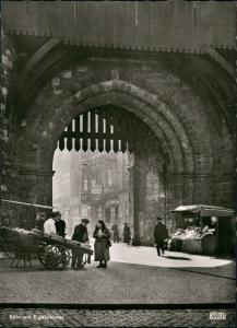 Ansichtskarte Köln Eigelsteintor - Geschäfte Markt 1965
