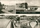 Ansichtskarte Oelsnitz (Vogtland) DDR Mehrbild-AK Vogtland Talsperre 1963