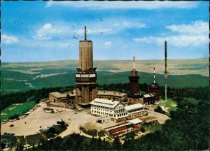 Feldberg (Schwarzwald) Feldberg (1500m) Schwarzwald UKW Sender 1973