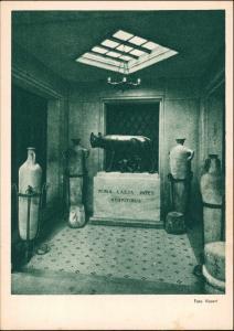 Cartoline Rom Roma Laeta Hospitibus Vasen Romulus 1930