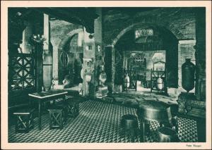 Rom Roma Ristorante Caffe Bibite GROTTE DI ENOTRIA, Via Vettorio Veneto 1930