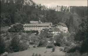Mühlhausen (Thüringen)   1960    Landpoststempel Kloster Zella (Kr. Worbis)