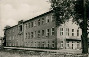 Tharandt Fakultät für Forstwirtschaft Cotta-Bau DDR Ansicht 1958