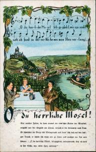 .Rheinland-Pfalz Liedkarte